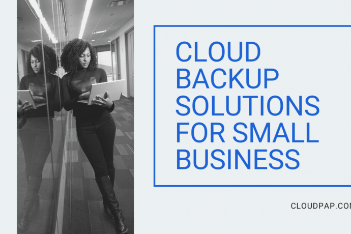 cloud backup solutions for small business